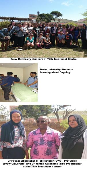 news - drew students - News
